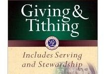 cover of tithing book by larry burkett