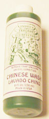 chinese green money wash