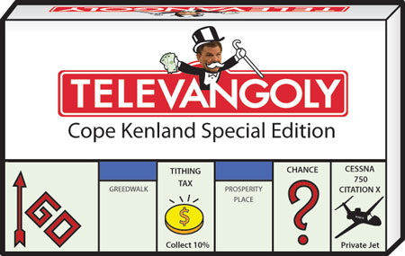 Ken Copeland Board Game