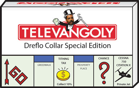 Creflo Dollar Board Game