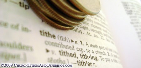 Definition of Tithing Principle