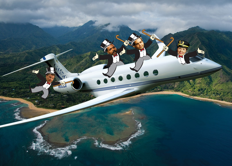 TBN Preachers Get Ready to Buy New Private Jet