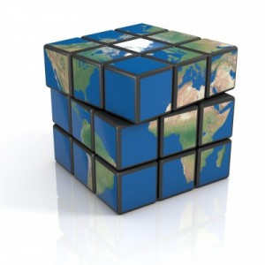 rubics cube world