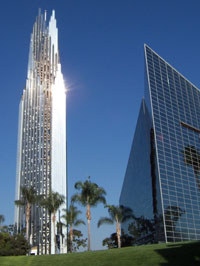 Crystal Cathedral Files for Bankruptcy