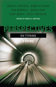Four Perspectives on Tithing Book