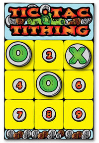 Tic Tac Tithing Game