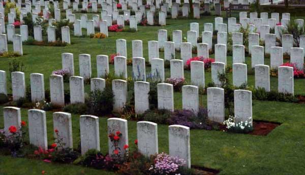 graves flowers