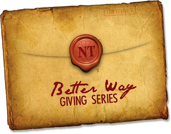 Stewardship Ministries – Better Way Giving