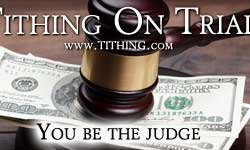 Tithing on Trial
